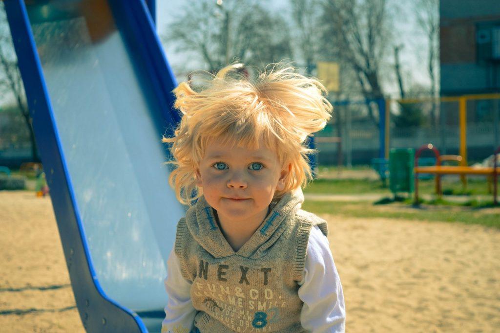Дисциплина на детской площадке: если ваш ребенок ударил другого