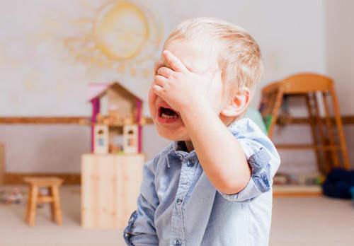 Зачем дети плачут?