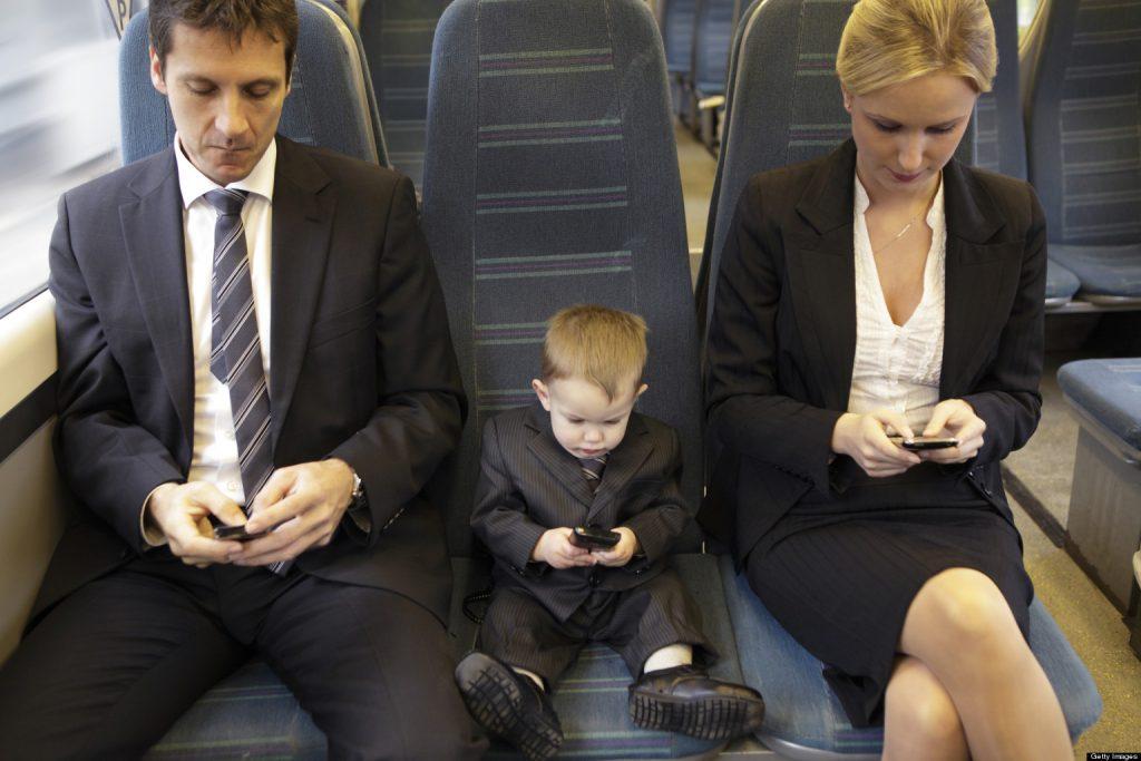 Дети на нас не слышат — дети на нас смотрят
