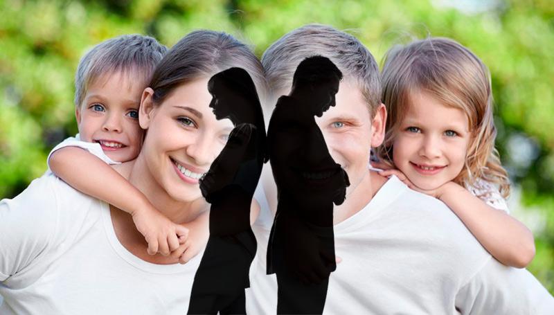Конфликты в семье: кричать или терпеть?