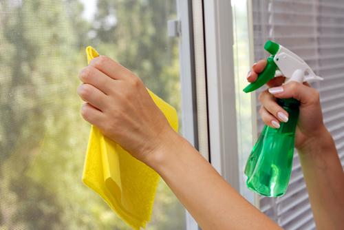 Весеннее обновление: День 1 — Чистим окна