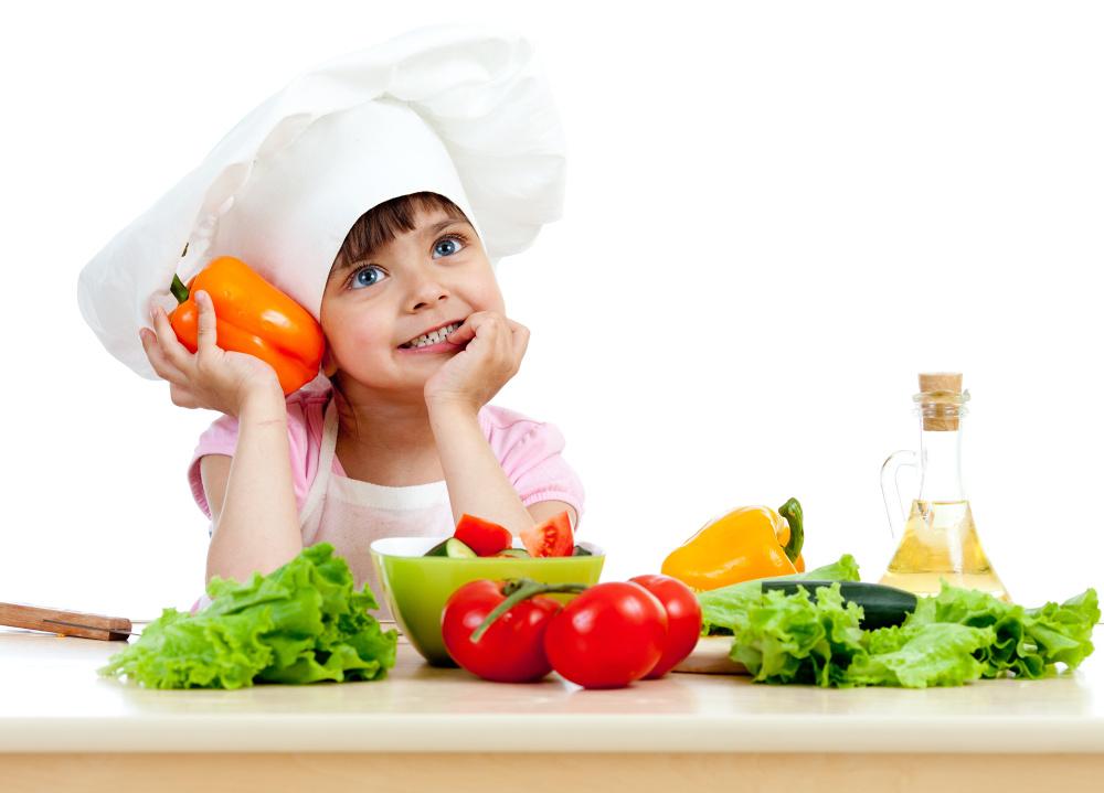 Дневник здоровья №17: Как научить ребенка правильно питаться?