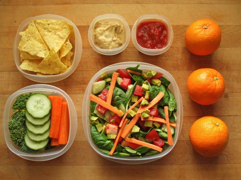 Дневник здоровья №14: Здоровое питание в поездке