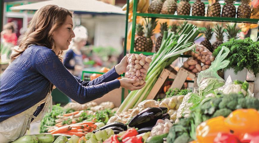 Дневник здоровья №3. Где брать полезные продукты и что покупать в супермаркете