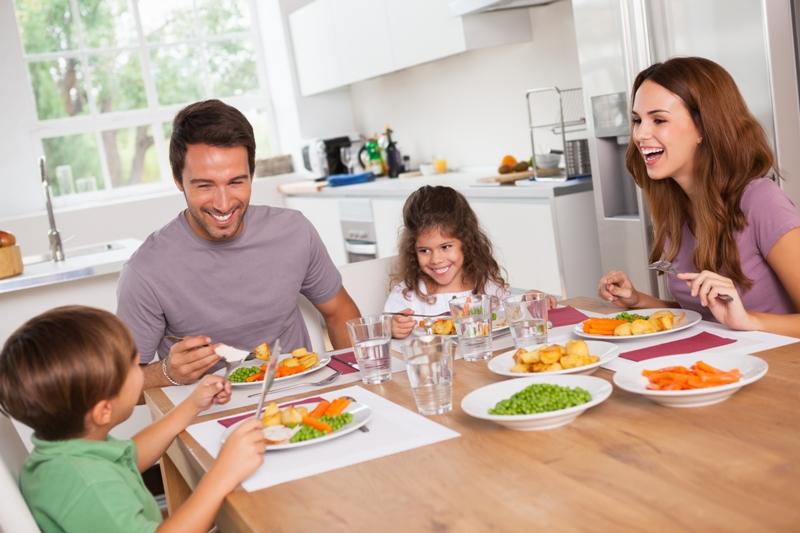 Дневник здоровья №5. Как привлечь семью к ЗОЖ?