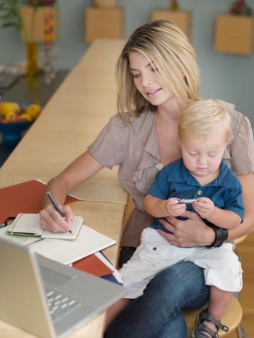 NN советов как маме работать дома и не сойти с ума