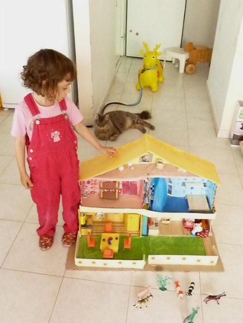 Идеи для творчества — обустраиваем кукольный дом