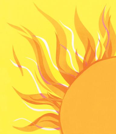 Как спастись от жары дома?
