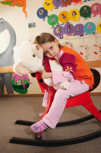 Адаптация к детскому садику: поощряем ребенка