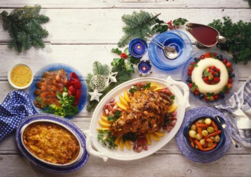 Подготовка к Рождеству и Новому году 2012