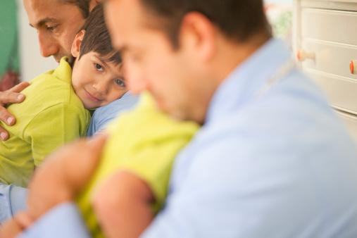 Как любить ребенка: дети отражают любовь