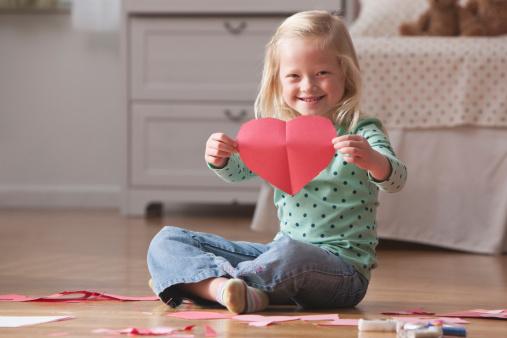 Как любить ребенка: передаем любовь
