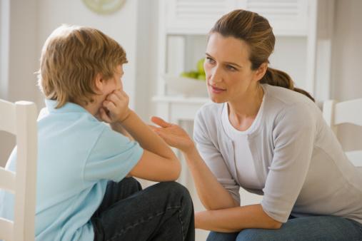 Как любить ребенка: физический контакт
