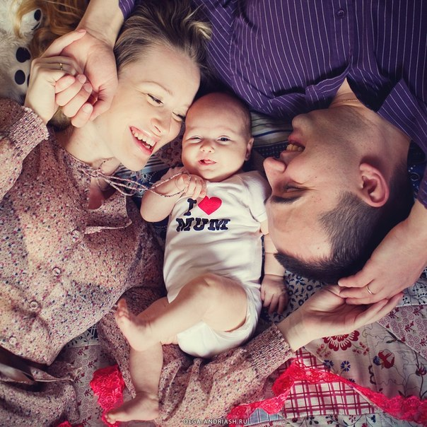 Самое главное для молодой мамы — это отдых!