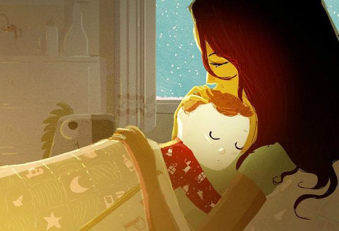 Один день мамы: почти отдых с двумя детьми :)