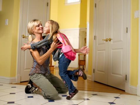 Сложный день мамы #2: помощники, решение проблемы, отдых