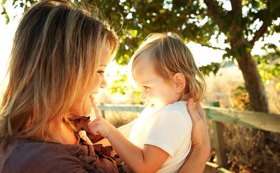 Один день мамы: о нашем чудесном дне