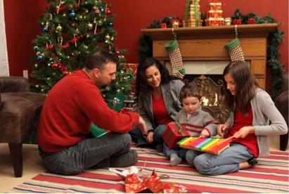 Семейные традиции для зимних праздников: идеи участниц марафона