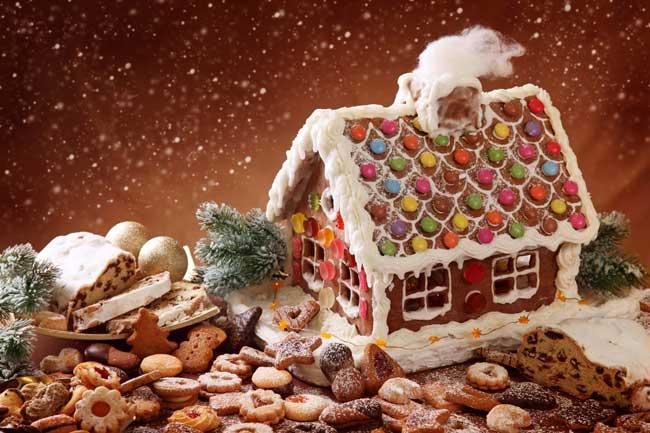 Семейные традиции для зимних дней