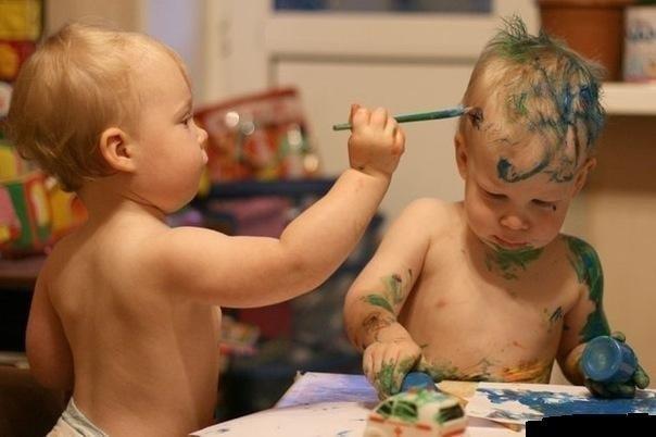 Ответы и советы от Флаймамы:«Почему младенцы ведут себя так беспокойно?»